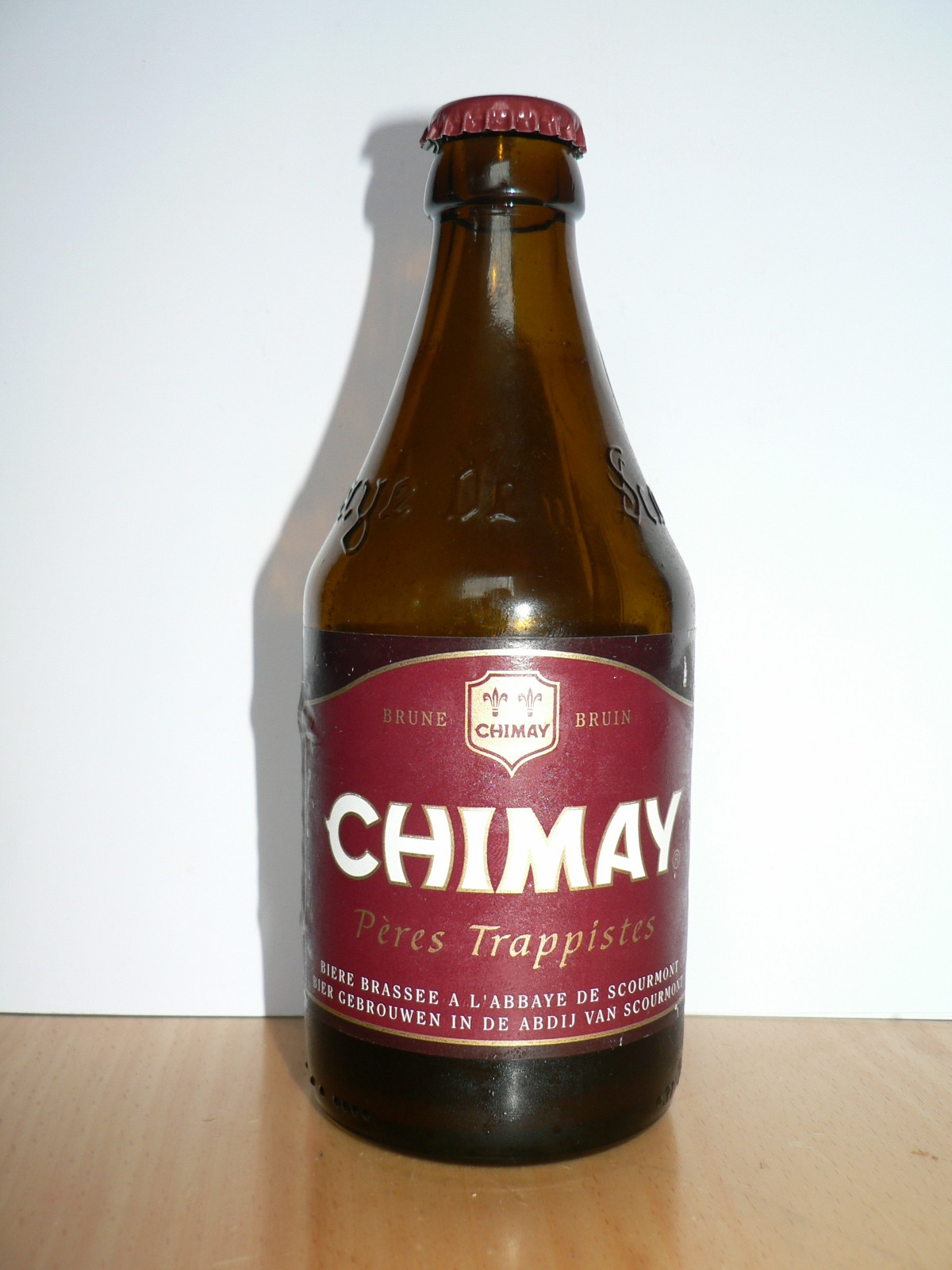 001 CHIMAY RED - brune